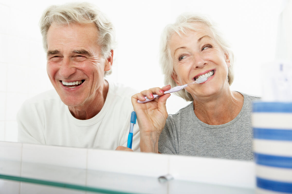 Oral Health for the Elderly: Challenges and Opportunities